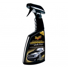 Воск быстрый Meguiar's G7716 GC High Gloss Premium Quik Wax 473мл.
